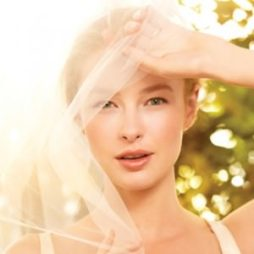 Jane Iredale bridal make up