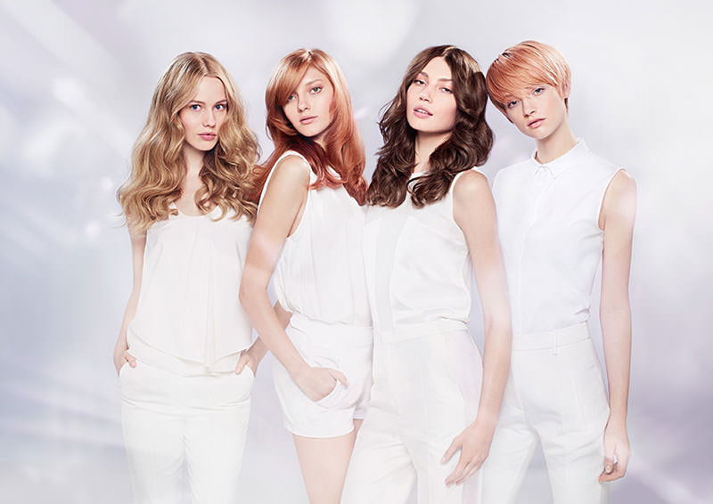 hair colour elements salon in oxted