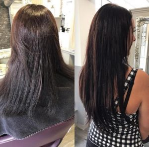 easilock hair extensions elements hair salon Oxted