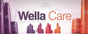 Wella hair care at Oxted hair salon