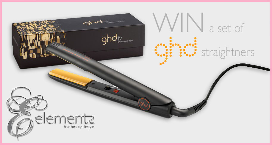 Christmas Competition – Win a set of ghd straighteners