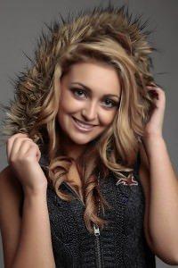 Miss England contestant