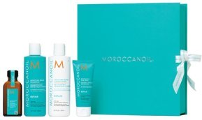 four piece moroccanoil gift set with free mask