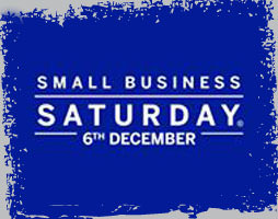 Small Business Saturday – December 6th shopping bonanza!