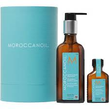 moroccanoil home & travel set