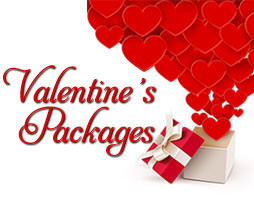 Valentine's Packages for Love Week