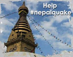 #NepalQuake