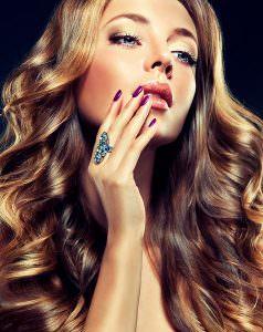 ombre hair colour, Basingstoke hair salon