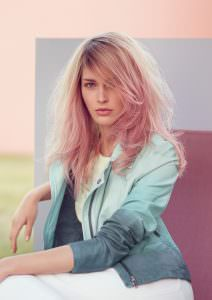 blonde hair trends, elements hair salon in oxted, surrey