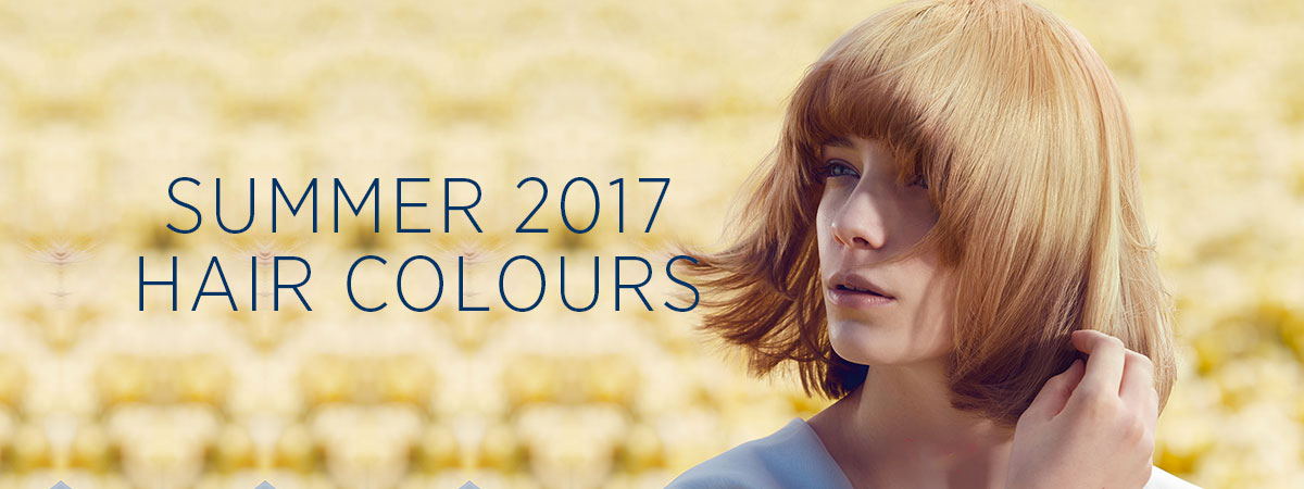 Summer hair colours at Elements hair salon in Oxted.