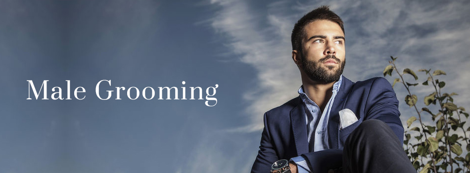 Male-Grooming at elements lifestyle, hair & beauty salon in Oxted