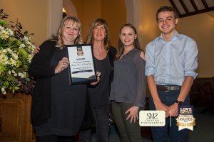 Oxted happy to help award winners-elements beauty salon