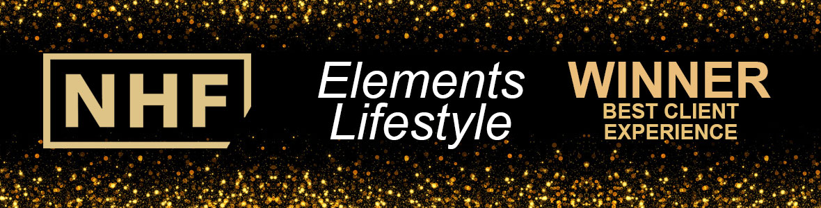 elements WIN best client experience at the NHF Business Awards!