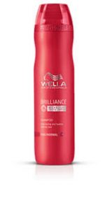 Wella Brilliance Shampoo elements hair salon surrey