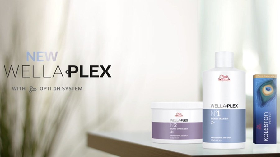 Wellaplex-elements hair salon OXTED SURREY