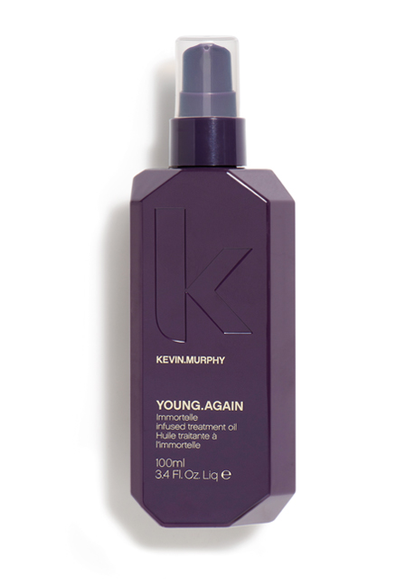 YOUNG.AGAIN oil elements hair salon surrey