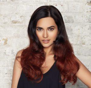 hair colour at elements hair salon in surrey