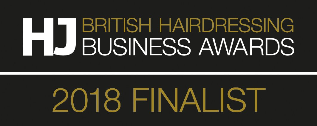 elements Hair & Beauty Salon Named as a Finalists in The HJ British Hairdressing Business Awards 2018