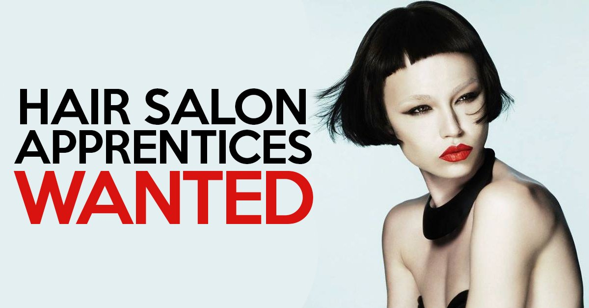 SALON-APPRENTICES-WANTED-at elements hair salon in oxted, surrey