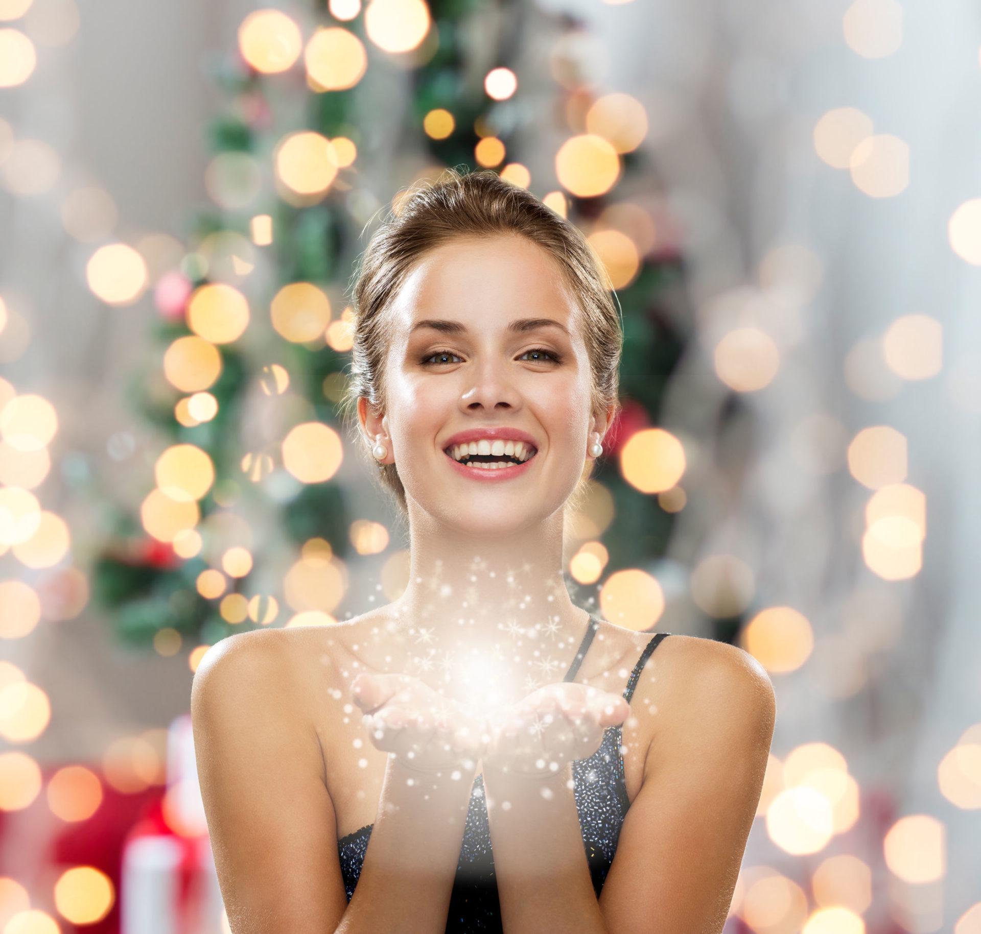 2019 Christmas Party Hair Ideas