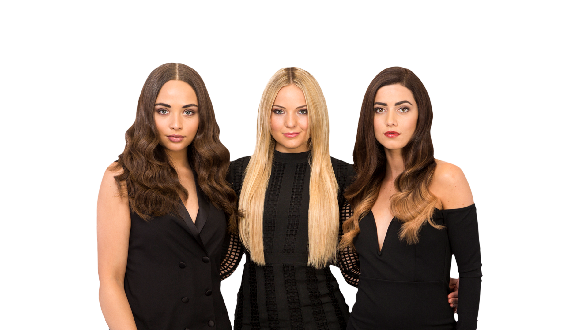 zen luxury hair extensions at elements hair salon in oxted