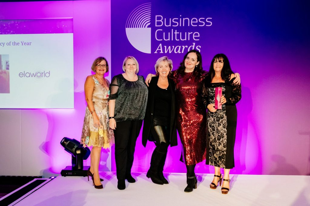 2019 business culture award winners elements hair beauty and lifestyle salon