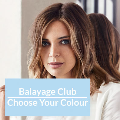 Balayage & Ombre Hair Colours