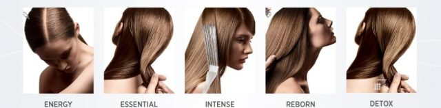 bespoke hair treatments at elements hair salon in oxted