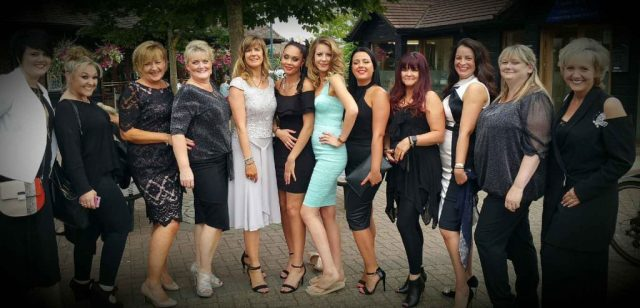 british hairdressing award finalists elements hair salon in oxted