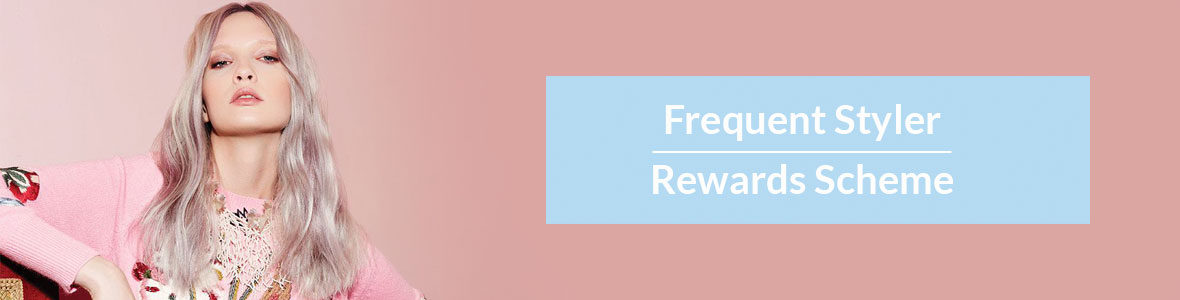 Frequent Styler Rewards Scheme elements hair salon oxted