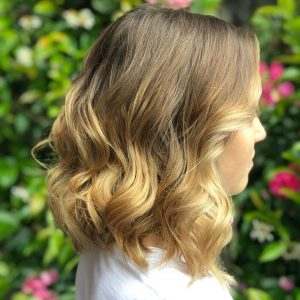 summer hair colours at elements hair salon in Oxted, Surrey