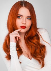 GET THE BEST RED HAIR COLOURS AT ELEMENTS HAIR SALON IN OXTED, SURREY