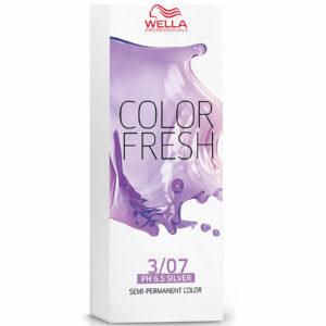 Color Fresh Dark Natural Brunette Brown 3/07