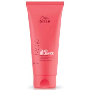 Wella Invigo Brilliance Color Save Conditioner FineNormal Hair