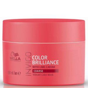 Wella Invigo Brilliance Color Save Mask FineNormal Hair