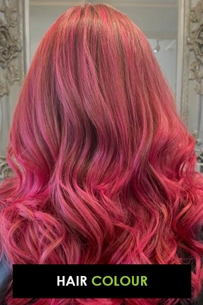 HAIR COLOUR SERVICES IN OXTED, SURREY AT ELEMENTS HAIR LIFESTYLE HAIR SALON