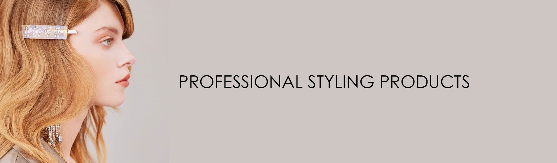 PROFESSIONAL STYLING PRODUCTS at elements hair salon in Oxted, Surrey