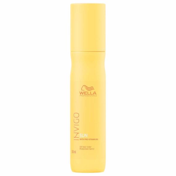 uv hair spray