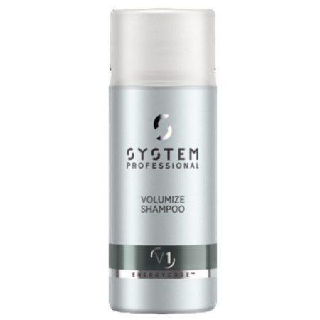 system professional volumize shampoo v1 50ml 2