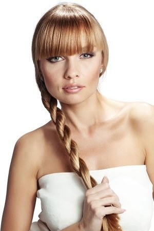 plaited hairstyles