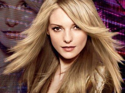 autumn blonde hair