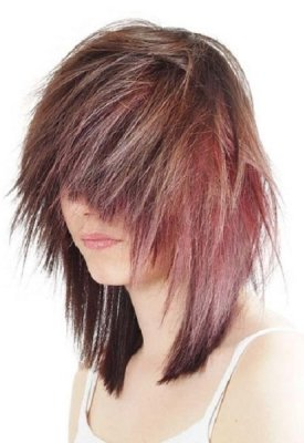 choppy-red-hairstyle