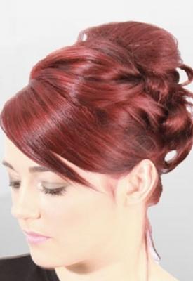 upstyled-red-hairdo