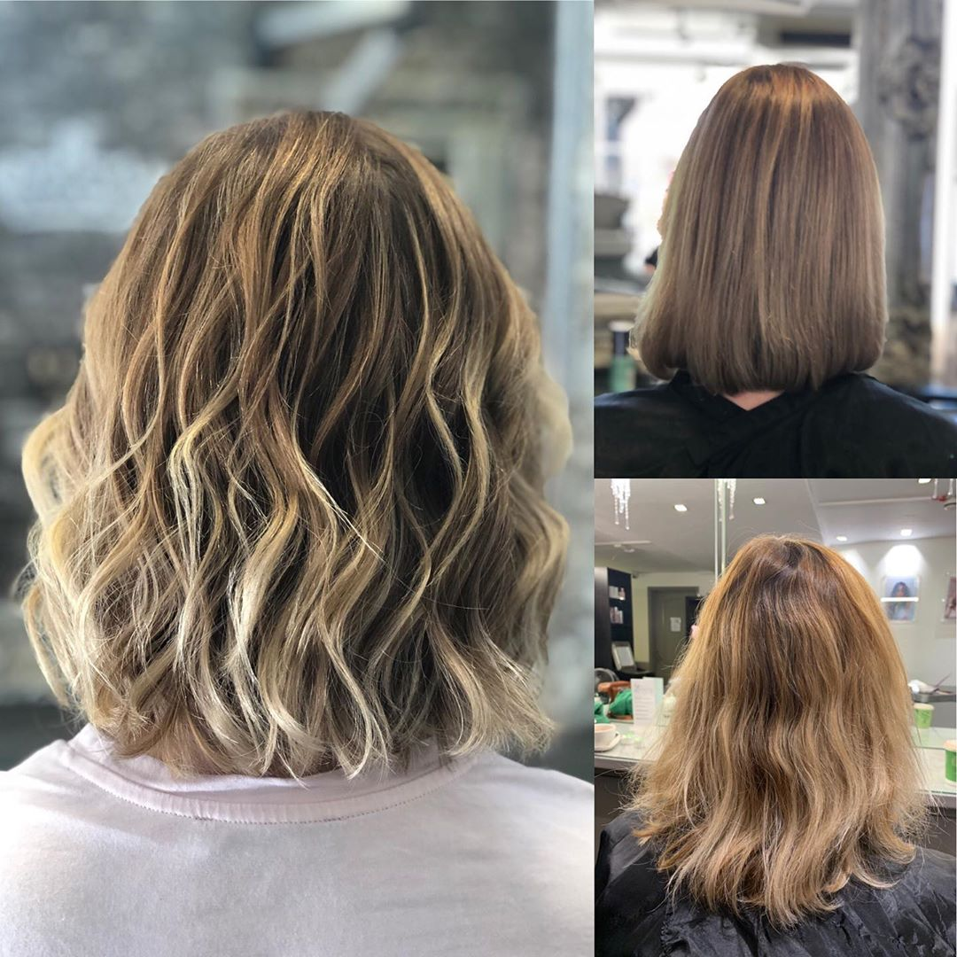 Balayage Ombre Hair Colours Hair Salon Oxted Surrey