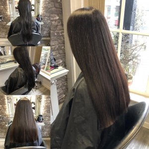 Cezanne Keratin Hair Smoothing Treatments at elements Hairdressing Salon Oxted, Surrey
