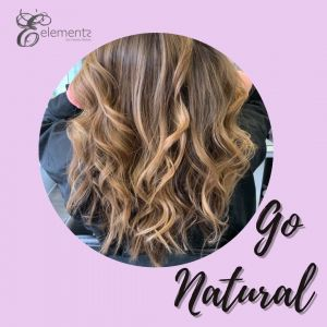 Natural hair colours at elements hair salon in Oxted, Surrey