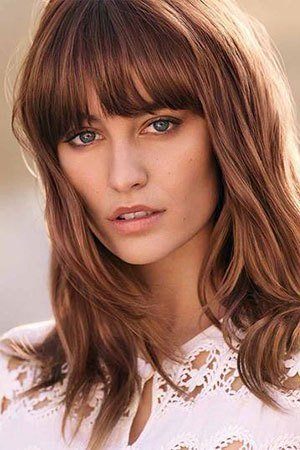 brunette-with-red-tones  NEW HAIR TREND - NATURAL-LOOKING HAIR COLOURS AT ELEMENTS HAIR SALON, OXTED IN SURREY